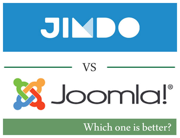 Jimdo Vs Joomla: Which one is a better option? | Codingace