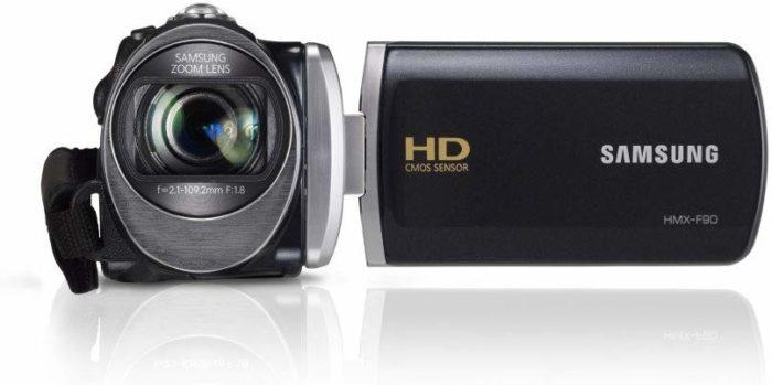 Samsung HMX-F90 - Camcorder