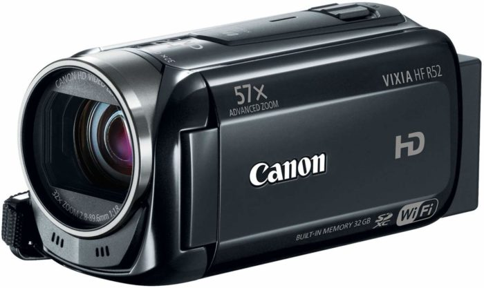 Canon VIXIA HF-R52 HD