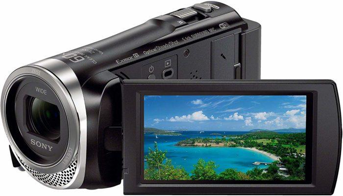 Sony HDRCX455/B Full HD 8GB Camcorder
